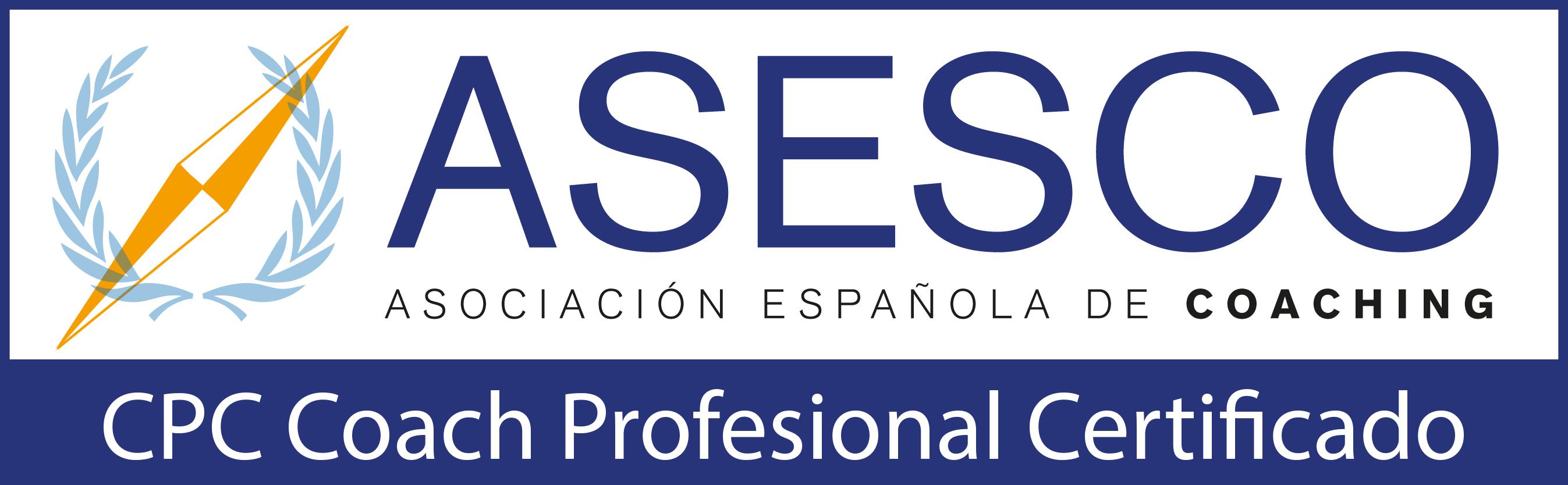 Alberto Astorga es Coach Profesional Certificado por ASESCO