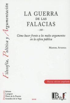 La guerra de las falacias, de Manuel Atienza