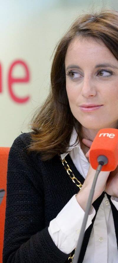 Andrea Levy, del Partido Popular