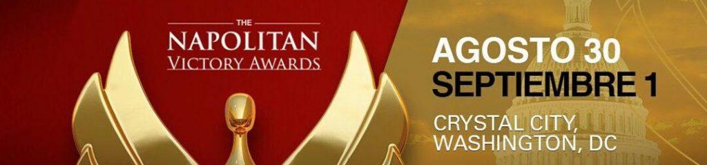 Alberto Astorga galardonado Napolitan Victory Award Blog Politico
