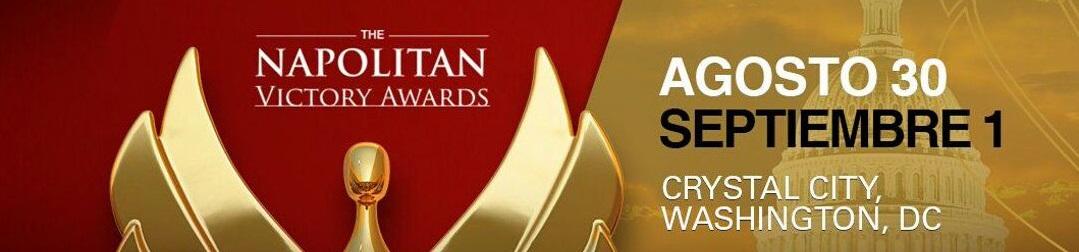 Alberto Astorga, nominado a los premios Napolitan Victory Awards 2017