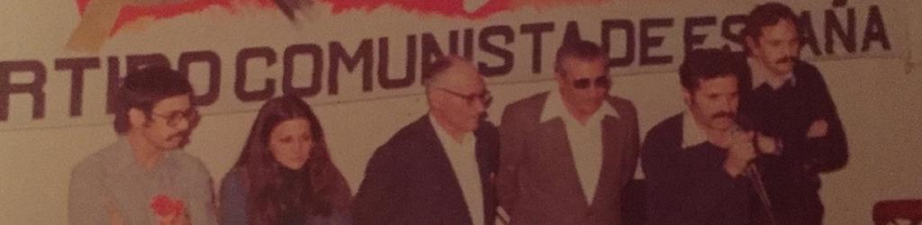 Alberto Asuar Partido Comunista en Extremadura