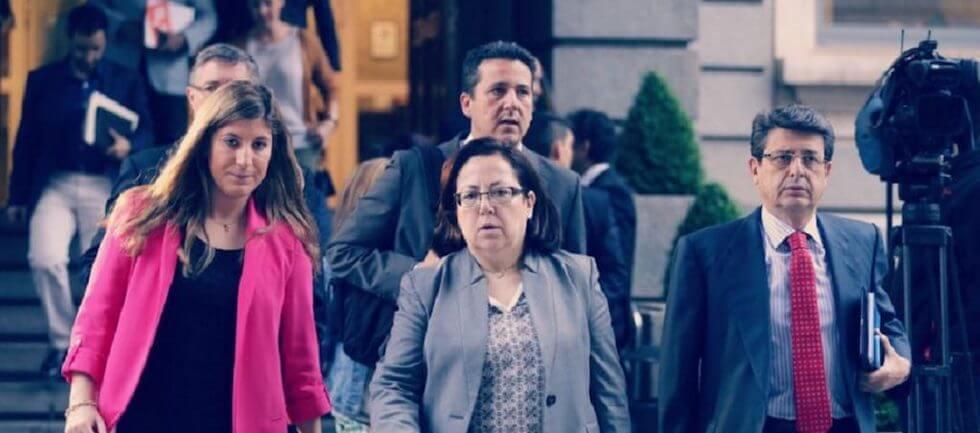 Raquel Alonso y Victor Píriz, Diputados del PP en el Congreso - Visioncoach