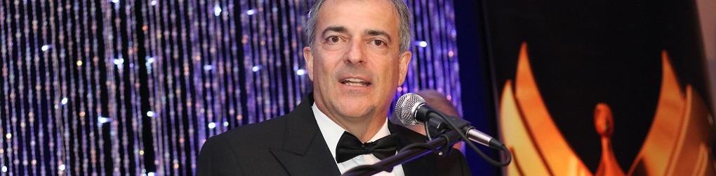 Alberto Astorga galardonado con un Napolitan en 2017