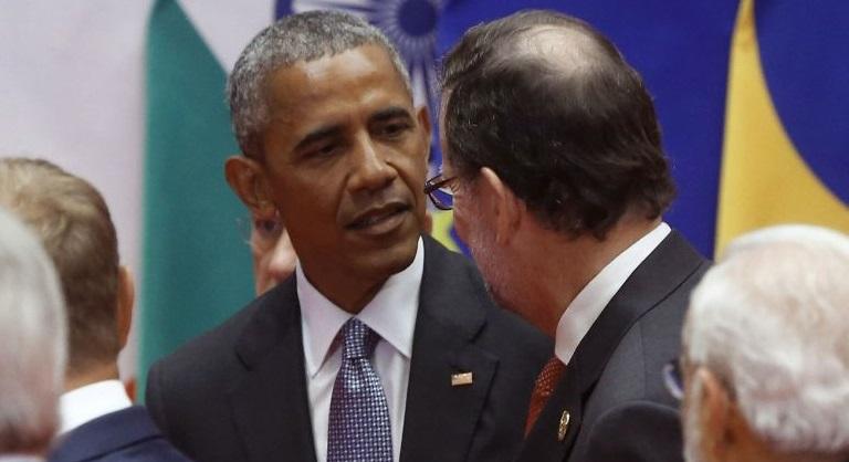 Obama Rajoy liderazgo introvertido