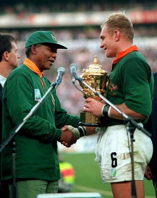 Nelson Mandela Rugby - Visioncoach
