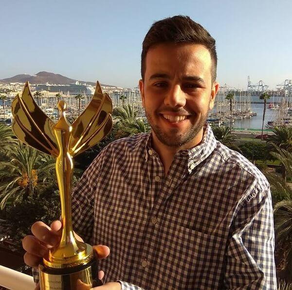 Premio Napolitan Concejal de Ciudadanos Javier Amador