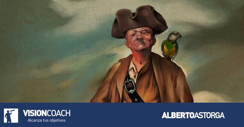 La Cotorra Del Pirata Alberto Astorga Visioncoach