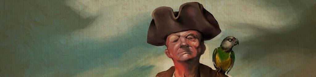La cotorra del pirata | Alberto Astorga