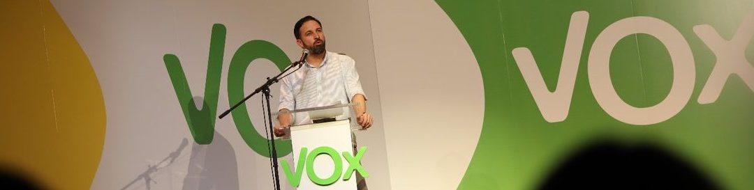 Los valores de VOX, por Santiago Abascal