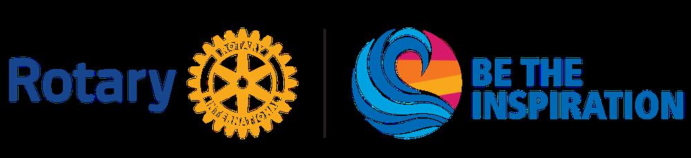 Logo de Rotary año 2018 2019