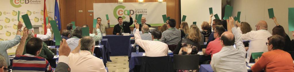 Coalicion Centro Democratico CCD