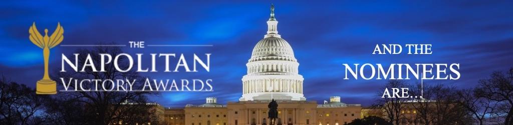Nominado al Napolitan al Mejor Blog Político 2019