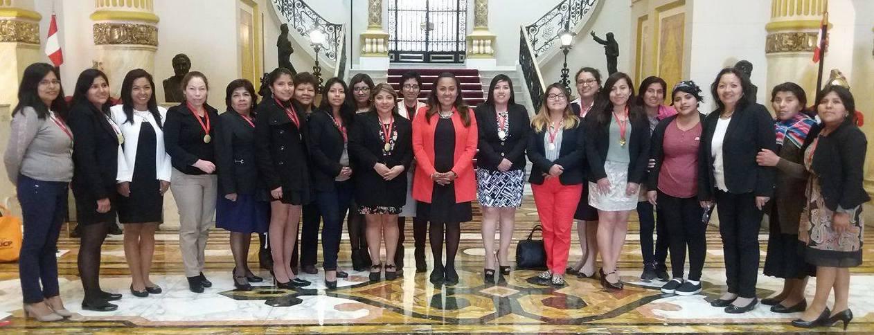 Liderazgo de las mujeres en Latinoamérica