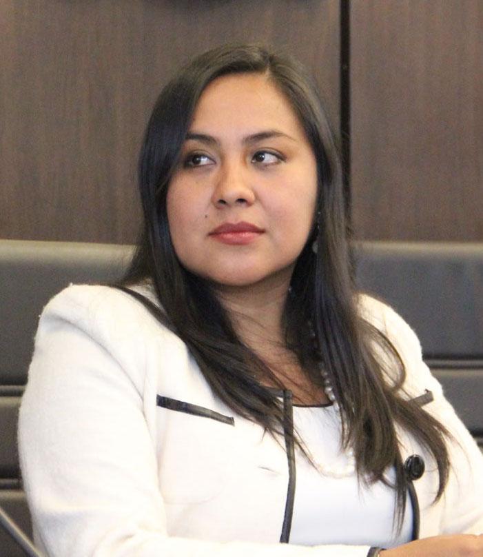 Nadia Ramos Serrano Liderazgo Mujer Américas
