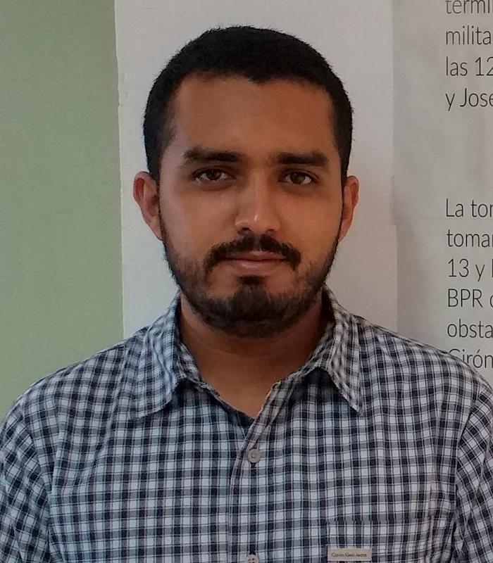 Douglas Eduardo Alfaro Carrero El Salvador