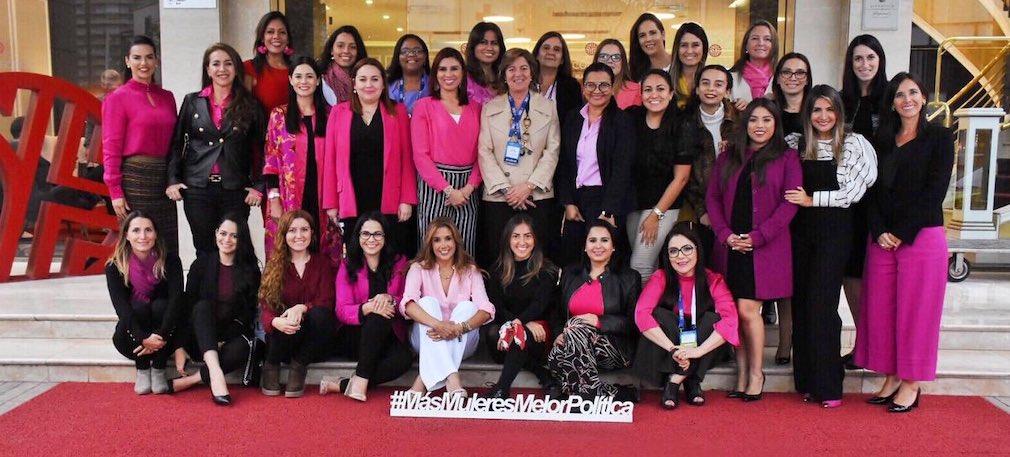 Red de Mujeres en la Politica UPLA