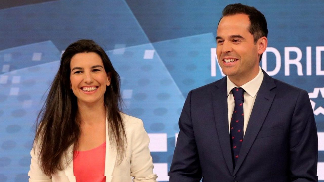 Rocio Monasterio y Vox negocian con Ciudadanos