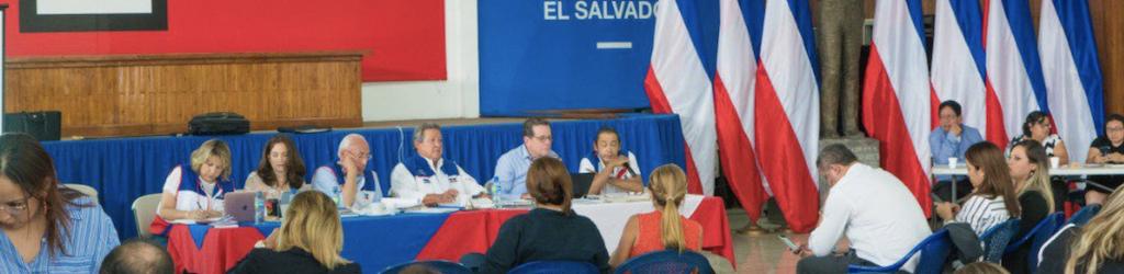 Gabriela Alas y los valores de ARENA