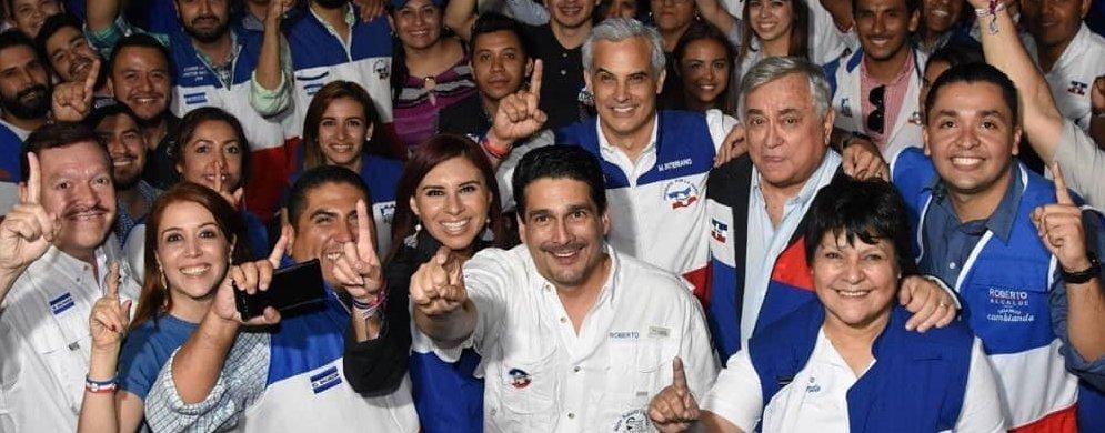 Principios y valores de ARENA El Salvador