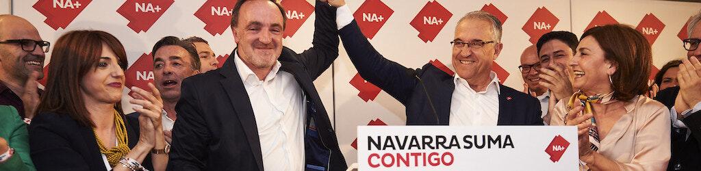 España Suma; Navarra Suma; Alianza Politica; Centro derecha;