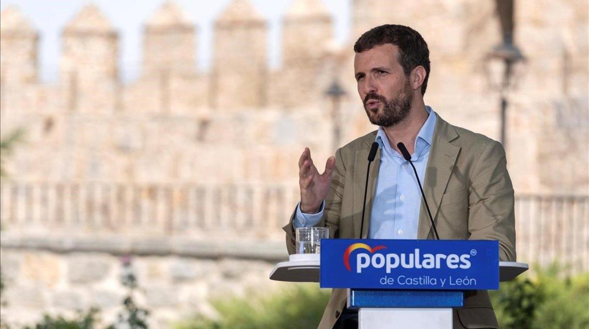 Pablo Casado y España Suma