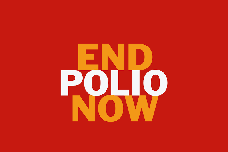 Rotary and End Polio Now; International Day of Polio