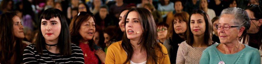 ¿Un partido solo de mujeres? | Carmen Heras