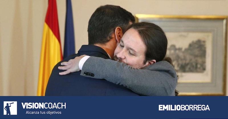 Las tres íes de la politica española en 2019