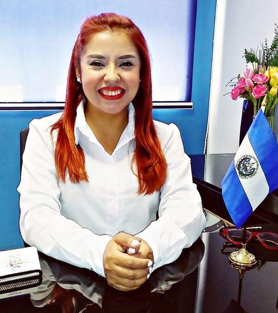 Ondina Ramos; La importancia de los huertos escolares en El Salvador;