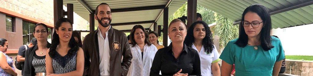 Mujeres y política en El Salvador | Ines Martínez