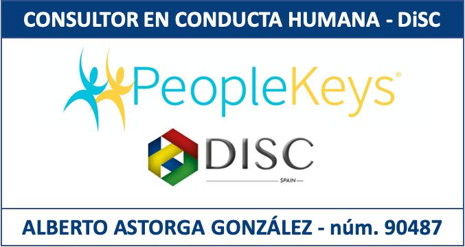 Consultor DISC comportamiento humano