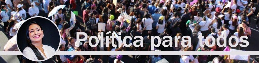 Politica para todos por Ines Martínez