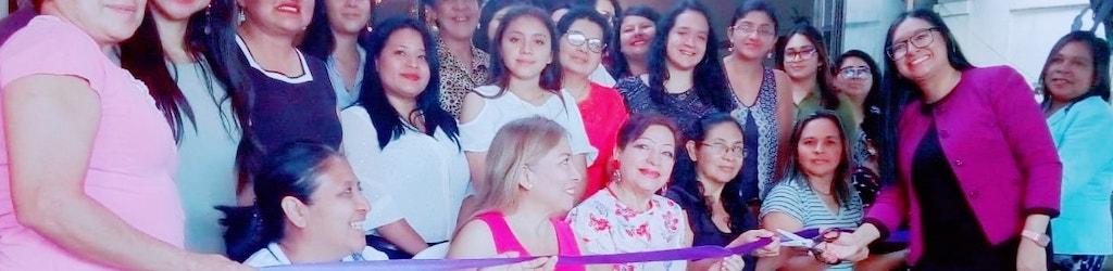 Escuela de Formación Política para Mujeres, El Salvador | Ines Martínez