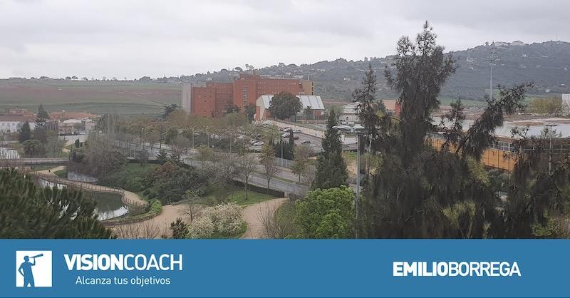vistas de Cáceres