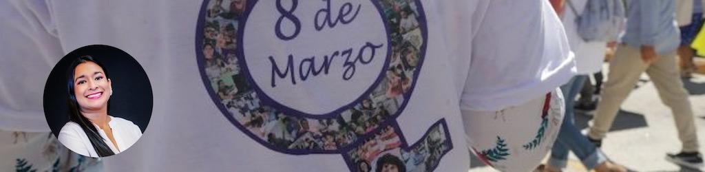 #8M Mujeres El Salvador