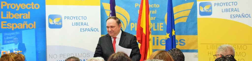 Proyecto Liberal Español, PLIE | Francisco Fernández Ochoa