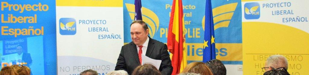 Proyecto Liberal Español, PLIE