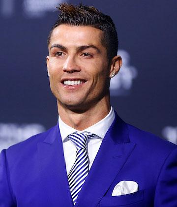 Los tipos de personalidad DISC. Personalidad D Cristiano Ronaldo