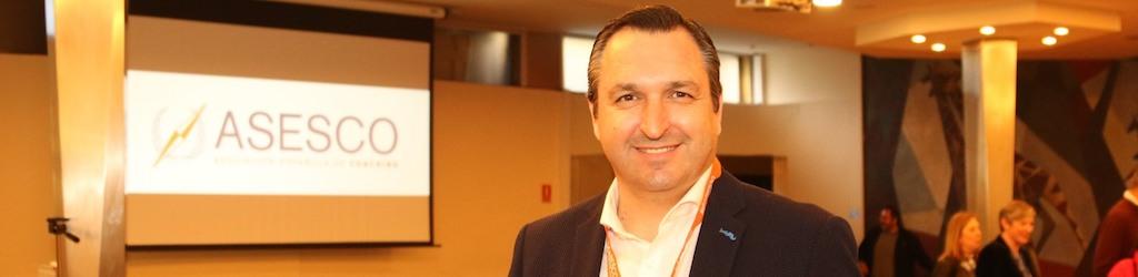 José Miguel Gil Coto, Presidente de ASESCO; Coanco;