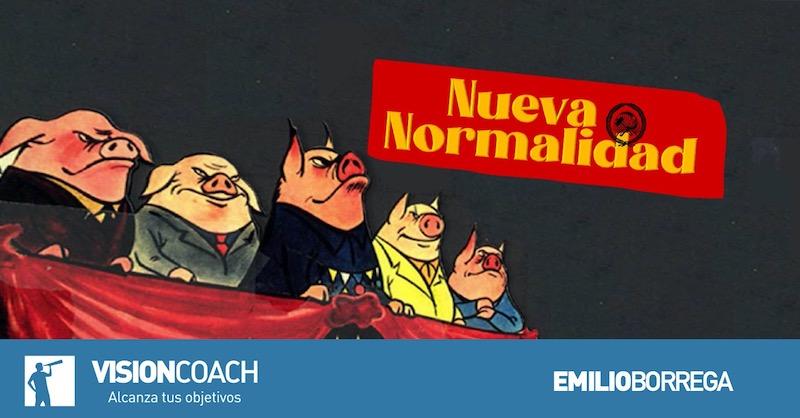 La nueva normalidad en la forma de entender España; Emilio Borrega;