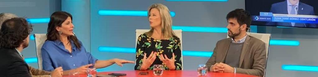 Daniela Aruj; Oportunidades en tiempos de cambio;