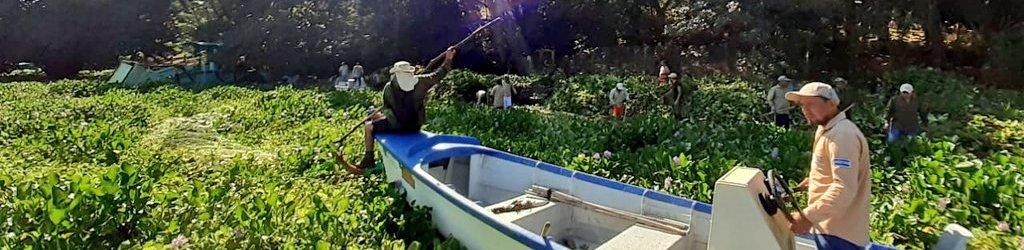 Incierto futuro medioambiental en El Salvador; Daniel Girón;