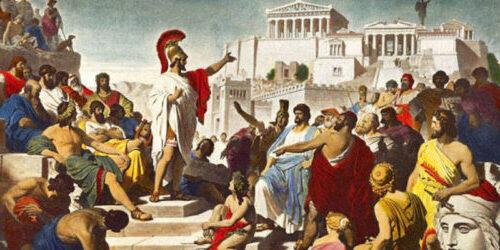 Pericles y la guerra del Peloponeso