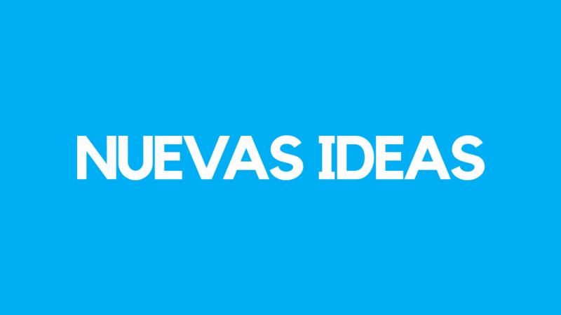Nuevas Ideas de El Salvador; Nayib Bukele