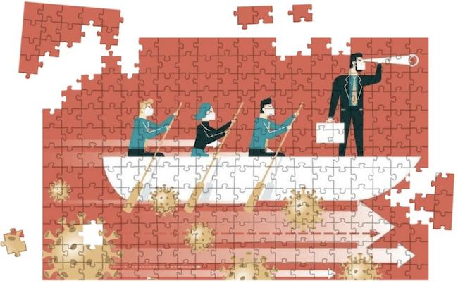 El puzzle del liderazgo en tiempo de crisis y pandemia - Javier Cabanillas