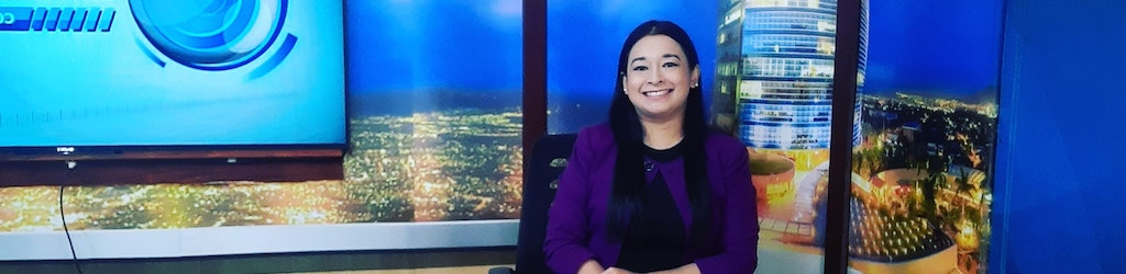 Ines Martínez, precandidata a Diputada con Nuevas Ideas;