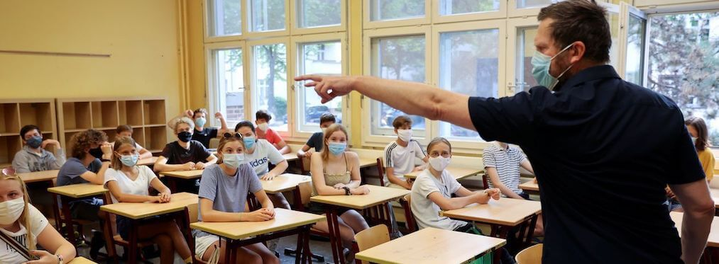 El curso escolar se inicia sin protocolos coordinados de prevención y protección del Covid-19