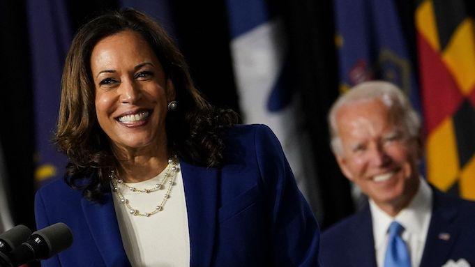 Kamala Harris; Joe Biden, president of the united states of america