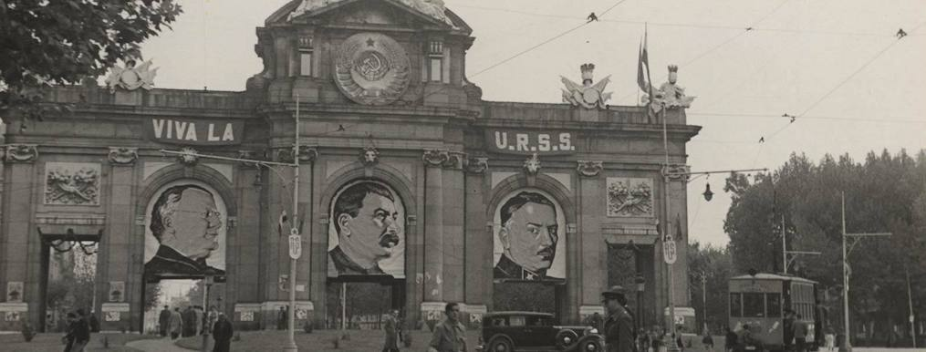 Memoria histórica y el comunismo en España